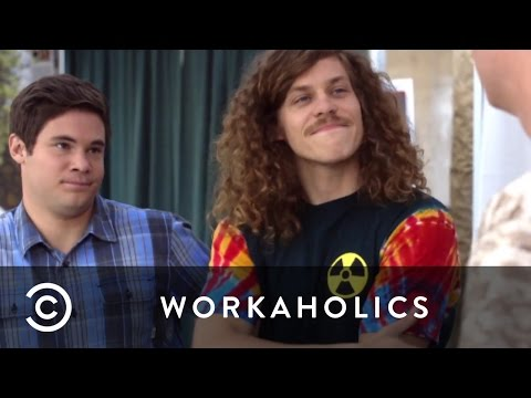 Going Back To College | Workaholics