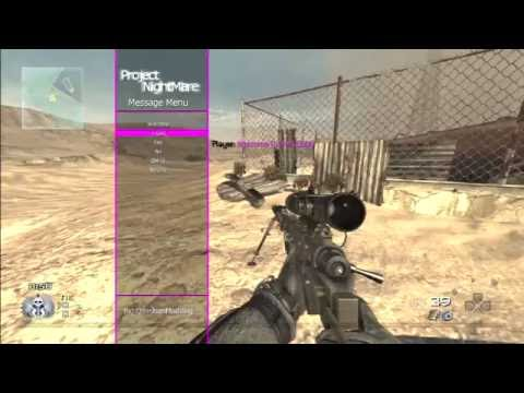 How to install MW2 SPRX Menu [PS3 CFW]
