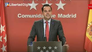 Madrid propone reuniones de 10 personas y toque de queda a la 1:30 en Navidad
