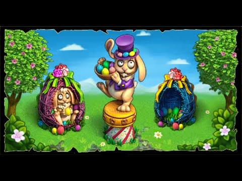 Зомби ферма: бьём кроля по яйцам !