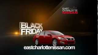 East charlotte nissan black friday 2013 commercial featuring spencer lueders.30