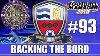 Backing the Boro FM18 | NUNEATON | Part 93 | SWANSEA & NORWICH | Football Manager 2018
