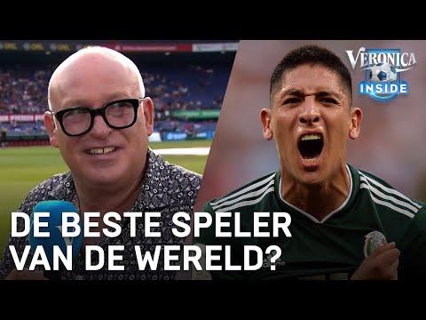 René over 'multifunctionele' �lvarez: 'Waarschijnlijk de beste speler ter wereld' | VERONICA INSIDE