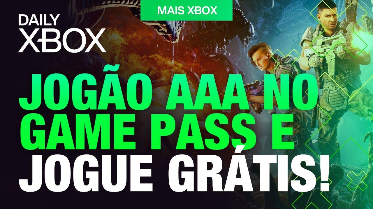 JOGÃO AAA no GAME PASS mas não no LANÇAMENTO e JOGUE GRÁTIS ANTECIPADO!