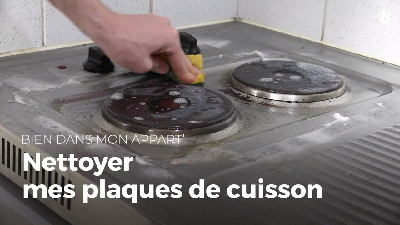 Enlever Rouille Sur Plancha En Fonte nettoyer mes plaques de cuisson | bien dans mon appart'