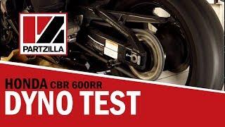 Impact of a Dirty Air Filter on Horsepower   Honda CBR   Partzilla.com