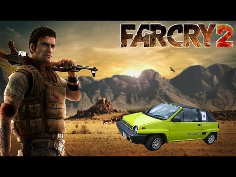 Farcry 2 | GHETTO AFRICA CAR REPAIR | Walkthrough (PC + Commentary)