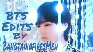 My BTS edits and memes (3K subs special)