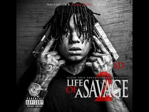 SD - Life of a Savage 2 [Full Mixtape] (2012)