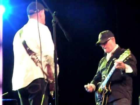 Jan Akkerman and Vlatko Stefanovski, Rock Me Baby-BB King, Plovdiv Jazz Nights 2011, Oct. 8, 2011