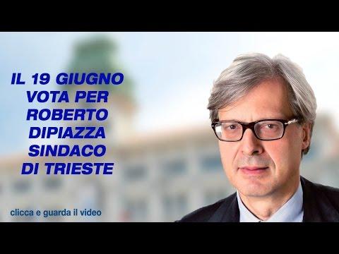 Intervento Vittorio Sgarbi per Dipiazza...