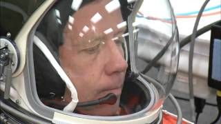 STS-133 Astronauts Rehearse Launch Day During TCDT