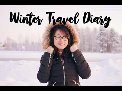 Winter Travel Diary [Helsinki, Baltic States, Rovaniemi, Paris] | jejeshtiera