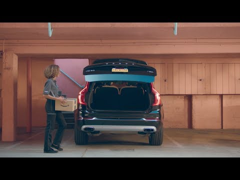 Amazon partners with Volvo and General Motors to provide in-car deliveries Mp3
