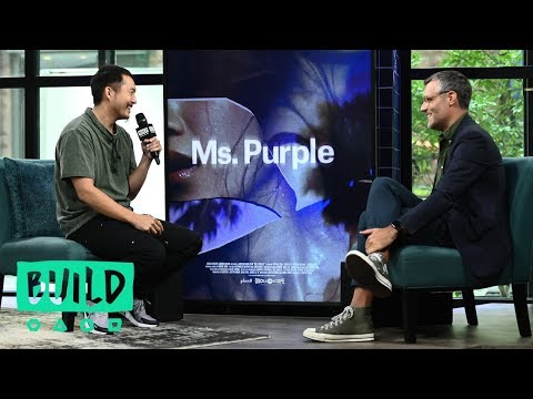 """Justin Chon Talks About Directing And Writing The Movie, """"Ms. Purple"""""""