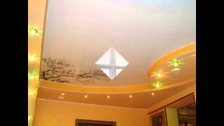 видео Выбор натяжных потолков в Королеве
