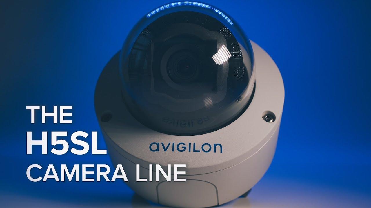 Gamme de caméras H5SL