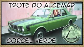 trote do alcemar corcel verde