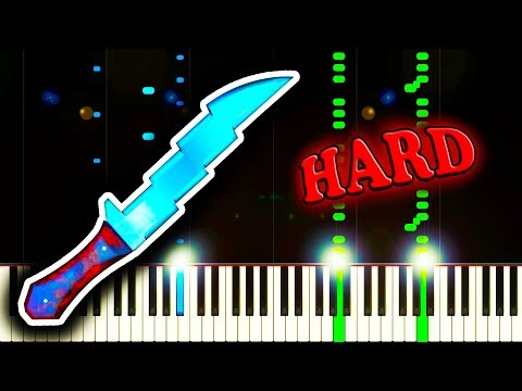 SABRE DANCE - Piano Tutorial