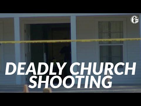 1死多伤!德州教堂发生枪击案 凶嫌夺枪击毙牧师(图)