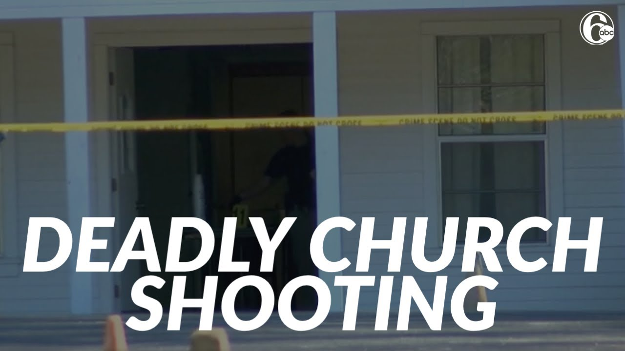 Texas Church Shooting - Pastor dead, several injured