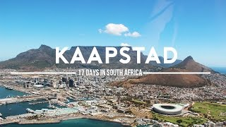 #7 We gaan naar Kaapstad! | 17 days in South-Africa