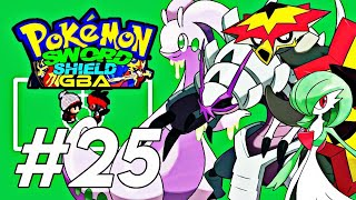 Defeating Elite Four🔥🔥 || Pokemon Sword And Shield GBA #EP25 Gameplay In Hindi
