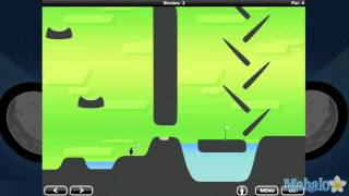 StickGolf HD iPad Walkthrough Crazy Cactus 9