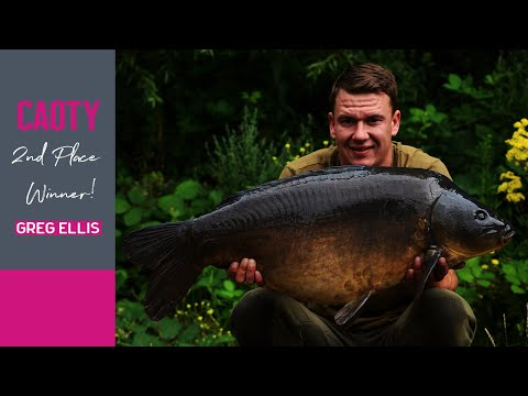 Mainline Baits TV CAOTY With 2nd Place Winner Greg Ellis