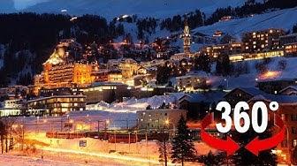 Entdecke die schönsten Plätze von St. Moritz I 360-Grad-Video