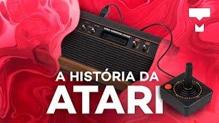 A história da Atari - TecMundo / Voxel