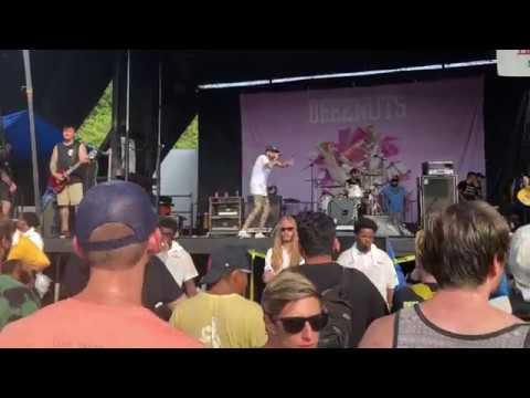 What's Good? - Deez Nuts (Live at Vans Warped Tour 2018 - Charlotte, NC: 7/30/18) Mp3