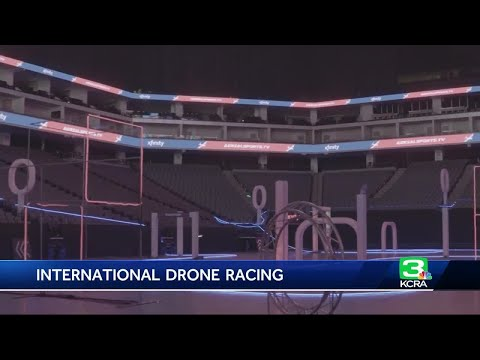 Mazzy - Drone Racing...After I Hope They Bring My Pizza....