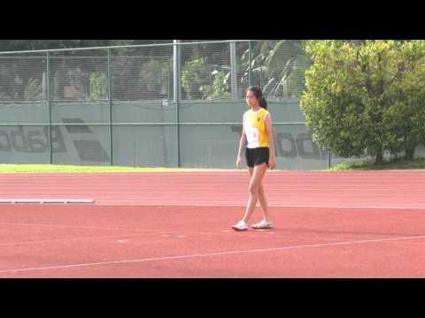 High Jump B Girls Final -  2014 National Schools T&F C'ships