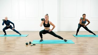 45-Minute Nike Bootcamp Workout