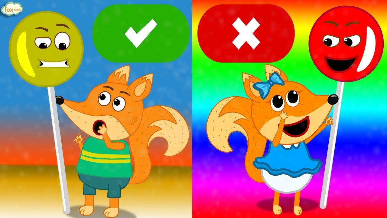 Fox Family español dulces que hablan nueva temporada | dibuhos animados infantiles para niños #303