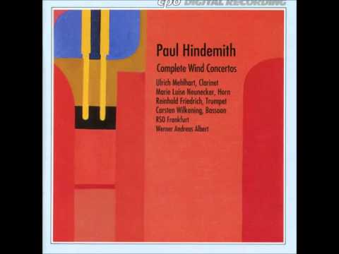 Hindemith Horn Concerto