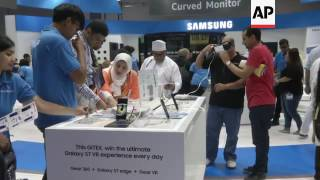 GITEX is a bargain hunters paradise for electronic goods
