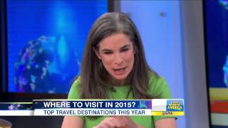 Asheville No. 1 Destination in USA to visit in 2015