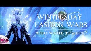 Guild Wars 2 Fashion Wars   Who wears it best? Wintersday Special
