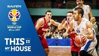 Bosnia & Herzegovina v Russia - Highlights - FIBA Basketball World Cup 2019 - European Qualifiers