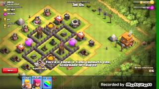 """CLASH OF CLANS DALL'INIZIO-Games Gameplay"