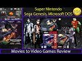 Movies to Video Games Review - Batman Forever (SNES, GEN, DOS)