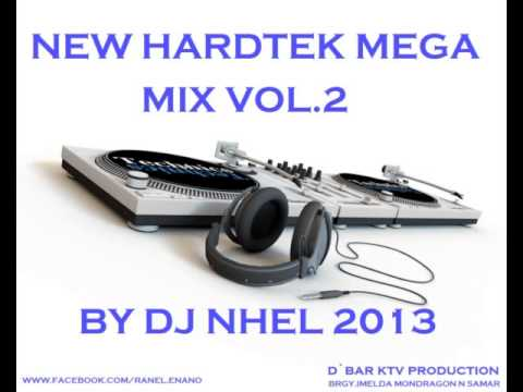 New HardTek MegaMix Vol.2 By Dj Nhel 2013