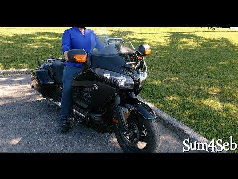 2013 Honda Goldwing F6B Walkaround |¦| Sum4Seb Motorcycle Video