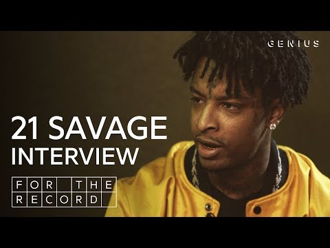 21 Savage Talks 'I Am Greater Than I Was,' Working With