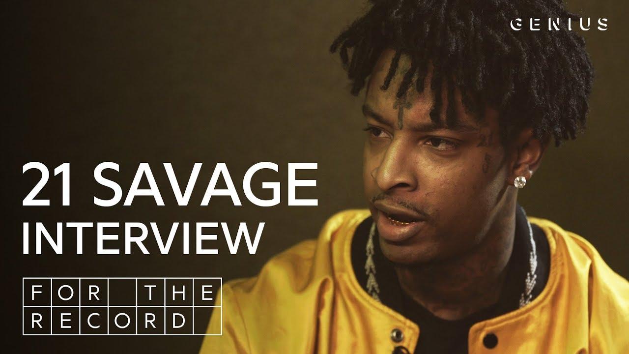 21 Savage Reveals Advice From J. Cole, Talks \'i am > i was ...