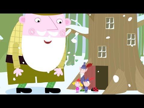 Маленькое королевство Бена и Холли -  Бен и Холли посещают Санту - Рождественские серии 🎄