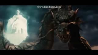 Прикольный момент из фильма,,Война динозавров