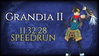 Grandia II Speedrun - 11:32:28 - Any%/Glitchless